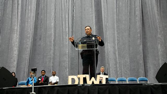 Houston Chief of Police Art Acevedo