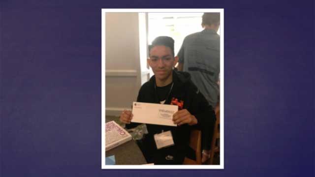 Aron Almeida DTWT 2018 Student Ambassador